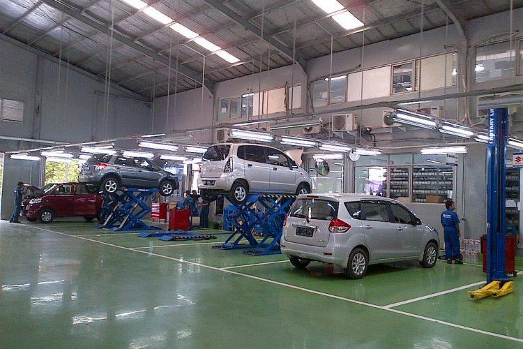 Promo Service Mobil Di Dealer Kami Suzuki Bogor